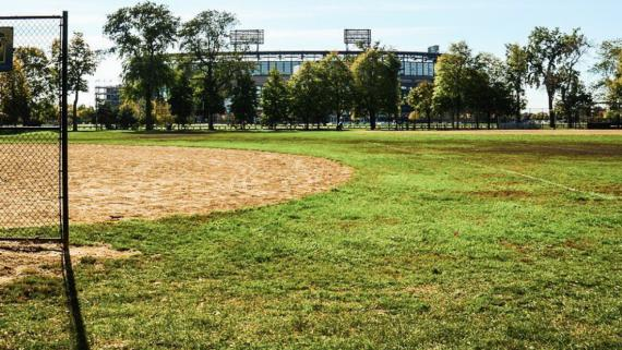 Armour Square Baseball Field
