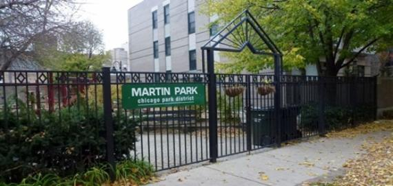 Martin Park playground
