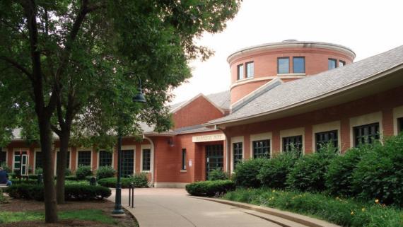 Harrison Park Fieldhouse