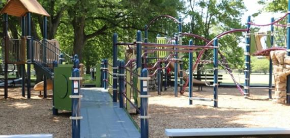 A special new Chicago Plays! playground for all to enjoy!