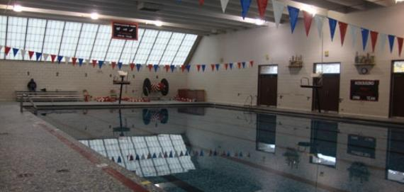 Check out the swim programs at the indoor pool!