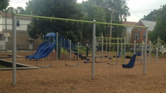 Thuis Playground