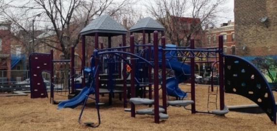 Throop Park Playground