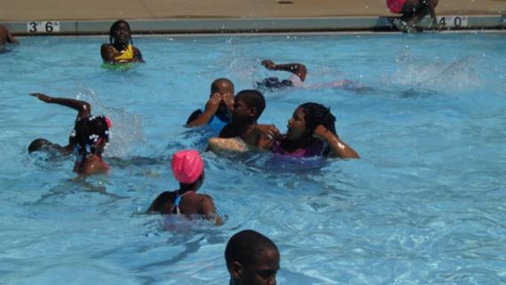 Oakdale Park Pool