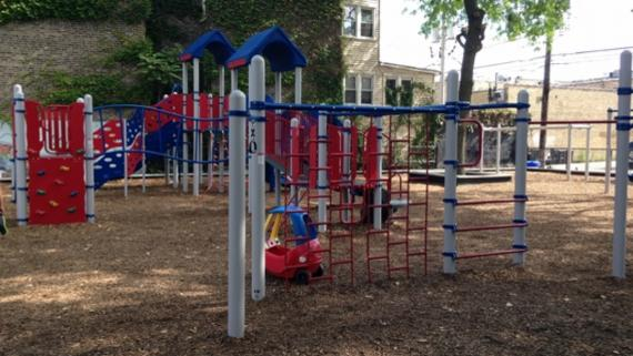 Andersonville Playlot Playground