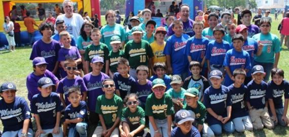 Kelly Park Baseball Teams
