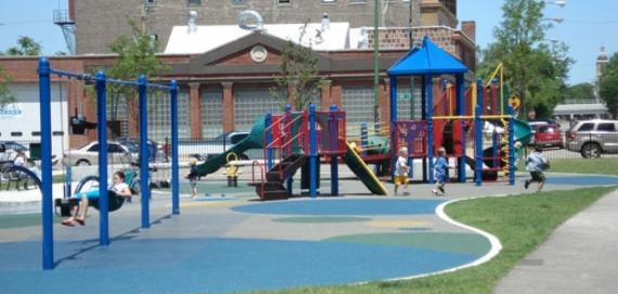 Taylor Lauridsen Playground
