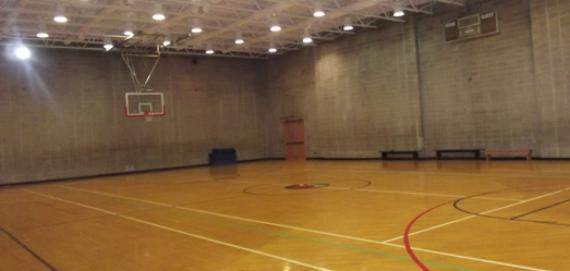 Gymnasium at Harris Park