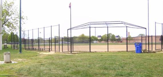 Rowan Park Baseball Field