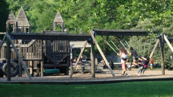 Indian Boundary Playground