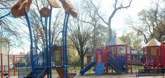 Gage Park Playground