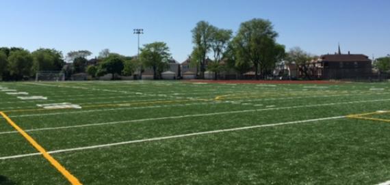 Soccer Field at Kelly Park