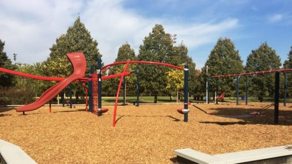 LeClaire-Hearst Community Playground