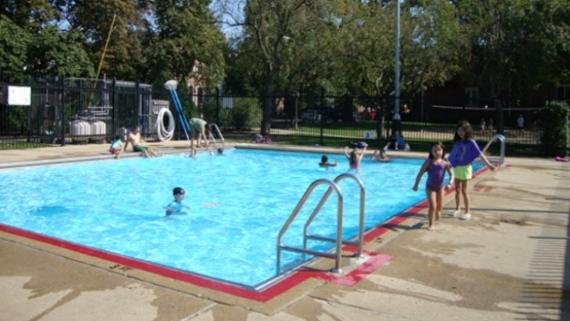 Wrightwood Park Pool
