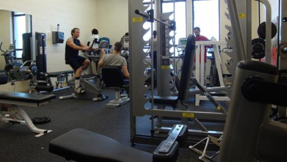 Chase Fitness Center