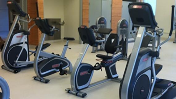 Ping Tom Fitness Center
