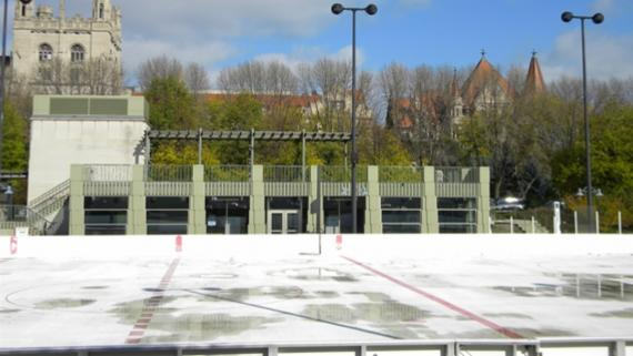 Midway Ice Rink