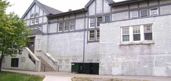 Mann Park Fieldhouse