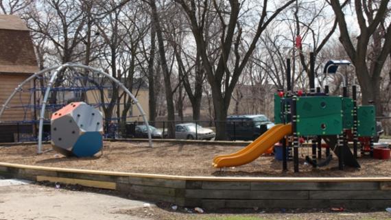 Hubbard Playlot Playground