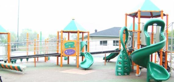 Veterans' Memorial Park Playground