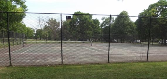 Hale Park Tennis Courts