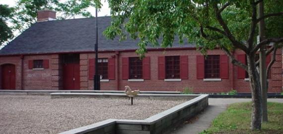 Emmerson Park Fieldhouse