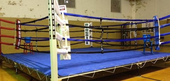 Ada Park Boxing Ring