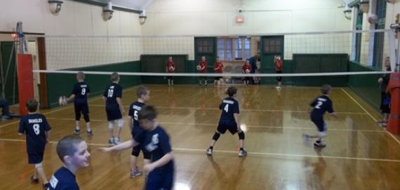 Graver Park Gymnasium