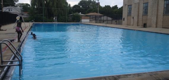 Ada Park Pool
