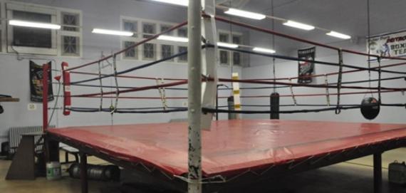 Fuller Park Boxing Ring