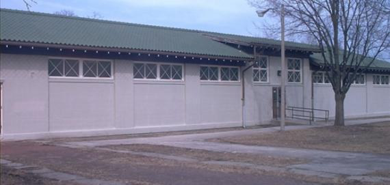 Sherman Park Fieldhouse