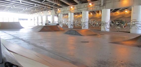 Logan Bldvd Skate Park
