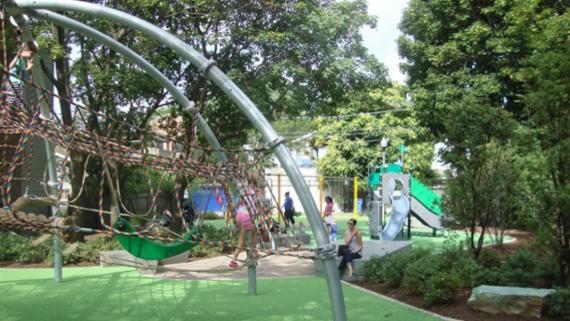 Merryman Playlot Playground