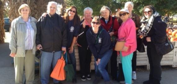 Senior Club at Peterson Park