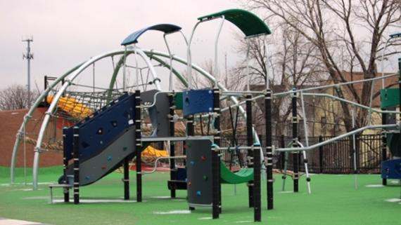 La Villita Playground