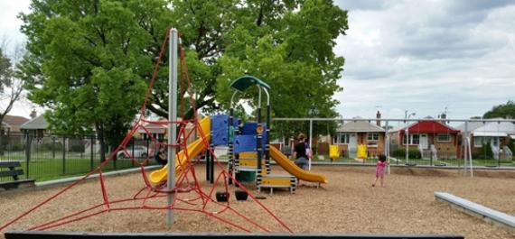 West Lawn Playground