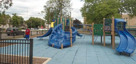 Sherwood Park Playground