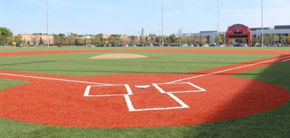 Kerry Wood Stadium Field