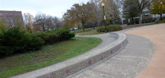 Walsh Park Green Landscape