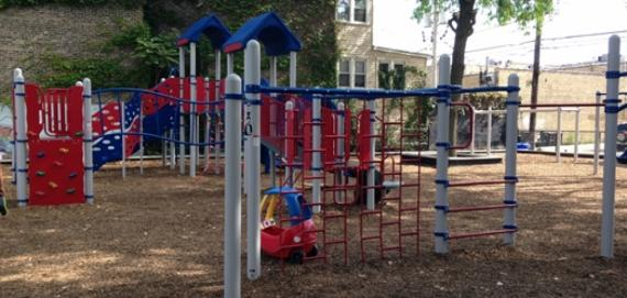 Andersonville Park playground