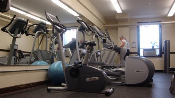 Shabbona Fitness Center