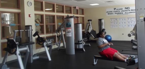 Harris Park Fitness Center