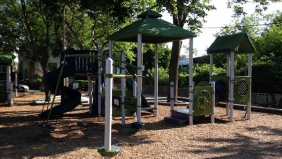 Ashmore Playlot Playground