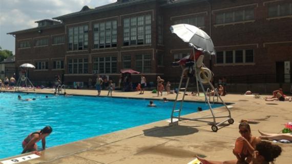 Holstein Park Pool