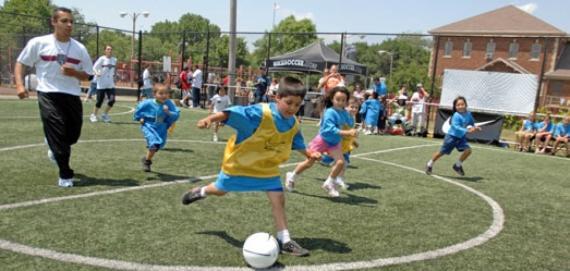 Kilbourn Park - Jr Soccer Field
