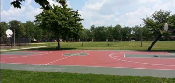 Brainerd Park Basketball Court