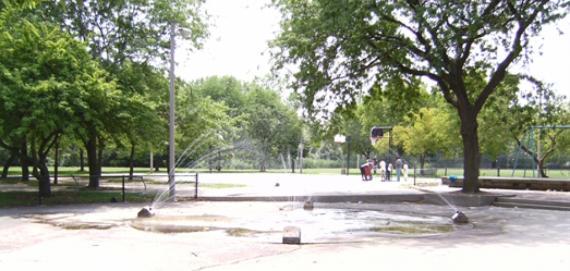 Burnside Playlot Park