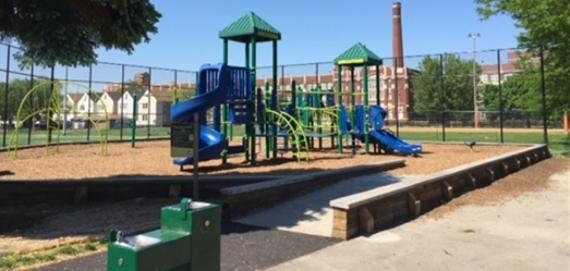 New Kelly Park Playground