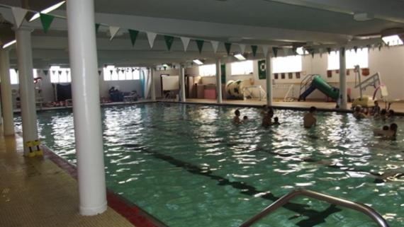Ridge Park Pool