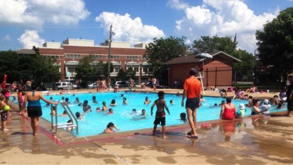 Smith Park Pool